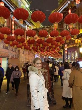 Jingli Street lanterns 2